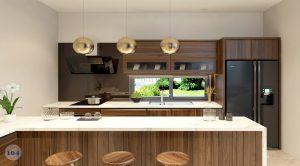 Tủ bếp gỗ5
