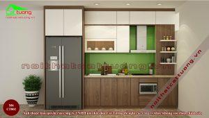 Tủ bếp gỗ8