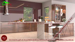 Tủ bếp nhỏ10