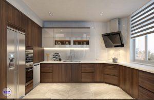 Tủ bếp nhỏ3