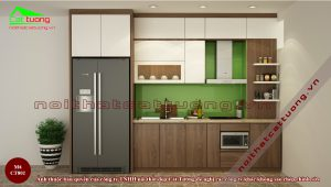 Tủ bếp rẻ đẹp11