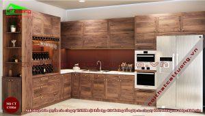Tủ bếp rẻ đẹp15