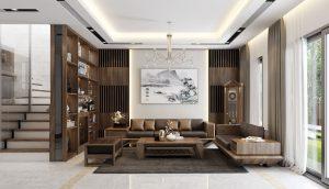 Kích thước bàn sofa chuẩn đẹp