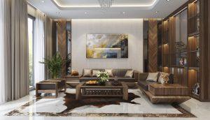 Kích thước bộ bàn ghế sofa