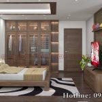 Nội thất phòng ngủ PN003