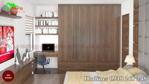 Nội thất phòng ngủ PN004b