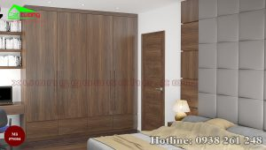 Nội thất phòng ngủ PN004c