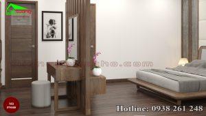 Nội thất phòng ngủ PN005 anh Kiên Quảng Ninh 2