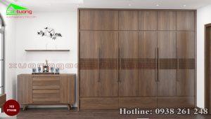 nội thất phòng ngủ PN008d