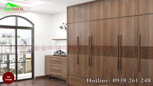 nội thất phòng ngủ PN008f