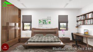 tủ quần áo gỗ óc chó CT551b